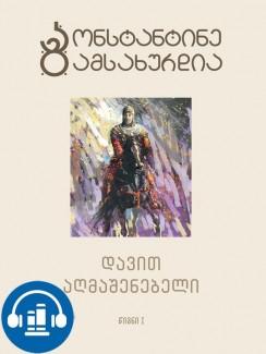 დავით აღმაშენებელი (წიგნი I) - კონსტანტინე გამსახურდია